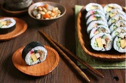 杭州汉普森英语:六一邂逅美味•爱上寿司